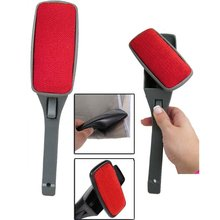 1PCS X Powerful Magic Swivel Lint Brush Fabric and Clothes Cleaner Pet Hair Dust Remover(China)