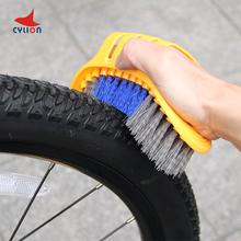 CYLION Bicycle Chain Wash Cleaner Cycle Cycling Chain Protector MTB Bike Multifunctional Tool Machine Scrubber Brushes Kits(China)