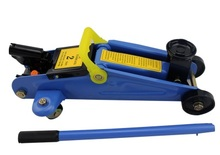 2Ton 6.0KG Car sedan hydraulic floor lifting jack wheel support auto repairing tire tyre stand