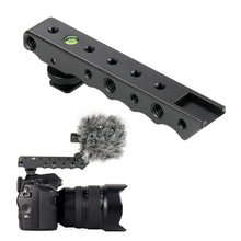 Ulanzi Video Stabilizing Top Handle & Cold Shoe Extender Canon EOS Nikon Olympus & Pentax DSLR Cameras