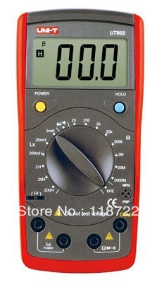 Brand New UT602 Meter Inductance Capacitance Multimeter<br><br>Aliexpress