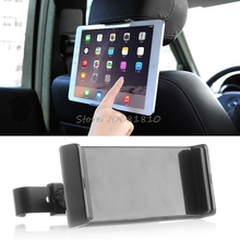 360 Degree Universal 7~11inch Car Back Seat Tablet Car Holder Stand Cradle for ipad 2 3 4 5 6 mini 3 4 for Samsung tab 2 3 4