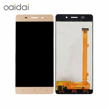 For Highscreen Power ICE LCD Display Touch Screen Mobile Phone Lcds Digitizer Assembly Replacement Parts With Free Tools(China)