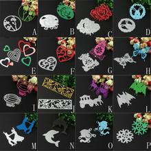 1pcs Metal Cutting Dies Stencils for DIY Scrapbooking album Decorative Hot Sell Embossing Funny Paper Cards Happy Sale ap513(China)