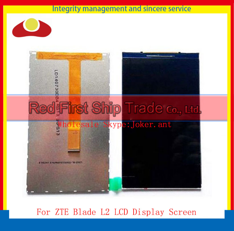 High Quality 5.0 For ZTE Blade L2 Lcd Display Screen Free Shipping+Tracking Code<br><br>Aliexpress