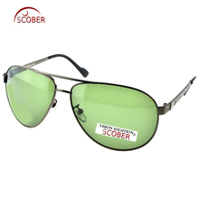 = SCOBER = Custom Made NEARSIGHTED MINUS PRESCRIPTION Drivers Polarized Sunglasses Personalized decoration -1 -1.5 -2 to -6.0