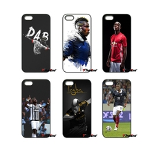 For LG L Prime G2 G3 G4 G5 G6 L70 L90 K4 K8 K10 V20 2017 Nexus 4 5 6 6P 5X Football Paul Pogba Dance mobile phone cover case(China)