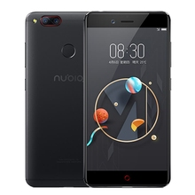Original Nubia Z17 Mini 4G LTE Mobile Phone 4GB RAM 64GB ROM 5.2 inch 1920 x 1080P Front 16.0MP Dual Rear 13.0MP Fingerprint(China)