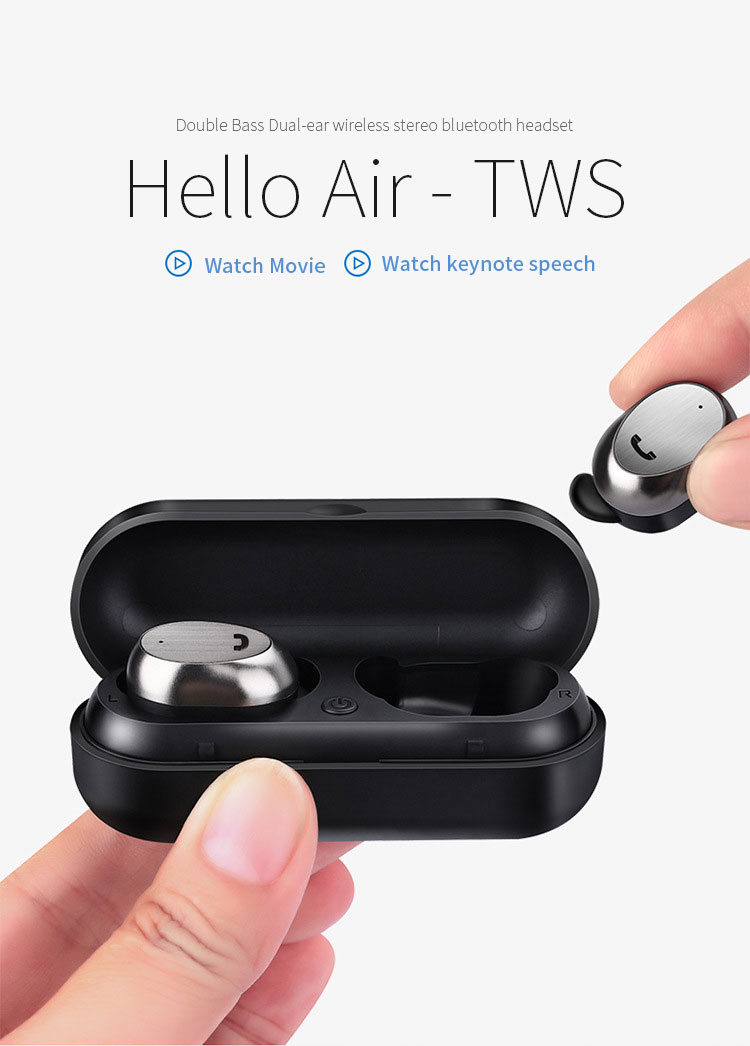 4 wireless bluetooth earphone for phone Airpods