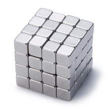 216PCS ,3/4/5mm Silver Neodymium Square Magnetic ,Block Neo Magic Cube Magnetic Puzzle NeoKub OF Magnetic Beads With Metal Box