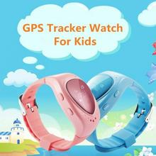 New A6 GPS Tracker Watch for Kids Children Gift Smart Watch with SOS button GSM phone Anti Lost For Android IOS phone PK Q50 Q60(China)
