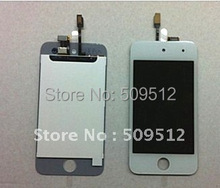Original quality  for ipod Touch 4  Lcd  Display with Touch Screen  Complete  Assembly  Free shipping