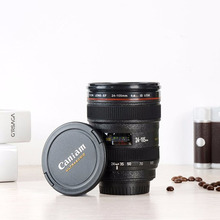 NEW SLR Camera EF24-105mm Coffee Lens Mug cup 1:1 scale caniam coffee cup with CANON creative gift