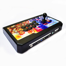 999 Games in 1 Arcade Box 5S Game Console VGA/HDMI Output USB Joystick Arcade Buttons Fightstick Controller Arcade Machine(China)
