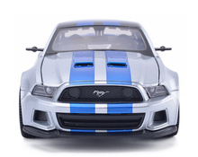 Maisto 1:24 Nice Mustang Models Need for Speed Mustang GT Alloy Cars Models  For Collection Car Lovers Diecast Baby Toys