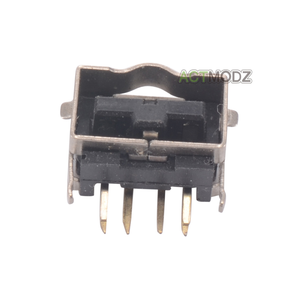 FIX PARTS Recharge Jack Power Connector Female for Nintendo DS NDS Console USA(China)