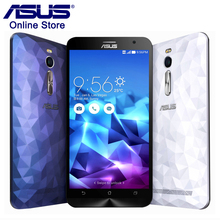 In Stock Asus ZenFone 2 Deluxe ZE551ML Smartphone 4GB RAM 32GB ROM 4G FDD LTE Intel Atom CPU Quad Core 3000MAh Mobile phone