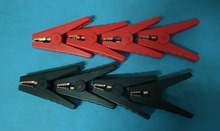 Clamps for Battery Test Clips Auto Digital Battery Analyser MST-8000+ 4pairs/lot(China)