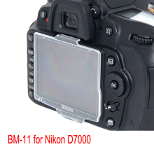 BON CREATION Brand New Hard LCD Monitor Cover Screen Protector For Nikon D7000 BM-11 BM11