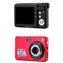 "2.7"" TFT LCD Display Digital Camcorder 18MP 720P 8x Zoom HD Digital Camera Camcorder Video Anti-shake high performance US Plug"