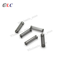 20PC/lot,NEW 22mm*5.6mm*0.5mm Tubular Section Small Metal Spring Steel Feeder Spring Car suspension Parts(China)
