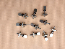 Free Shipping Manual Tip Sup Long board Centre fin Screw Plate Smart Screws (10 pcs)(China)