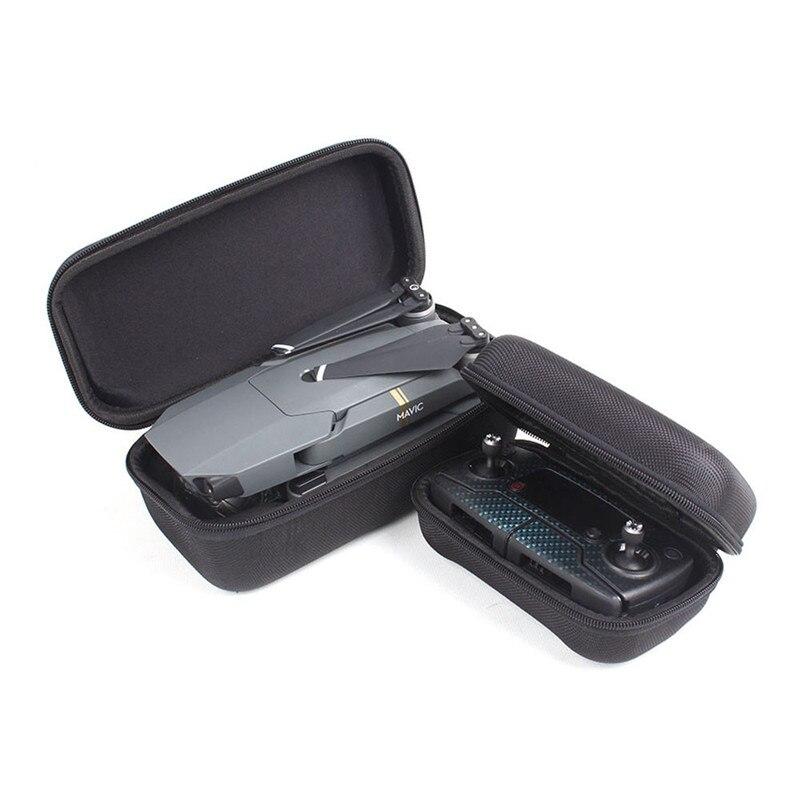 Hardshell Shoulder Waterproof box  For DJI Mavic Pro Drone Portable Travel Case Bag Box + Remote Control Bag Case <br><br>Aliexpress