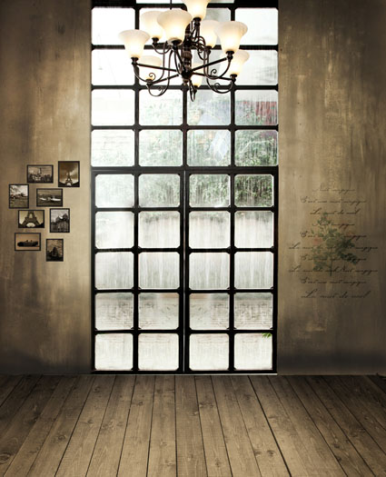 Art wall wooden floor background fabric window vinyl photography backdrops for photo studio props backgrounds CM-5264<br>