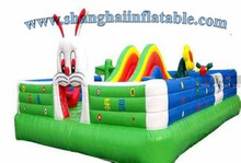 Backyard Playground Equipment/Giant inflatable amusement park ,inflatable fun city, inflatable fun island for kids
