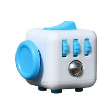 Buy HOT 11 Style Fidget Cube Toys Original Puzzles & Magic Cubes Anti Stress Reliever Gift for $1.50 in AliExpress store