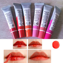 6Pcs/1set Tattoo Magic Color Mask Tint Lasting Waterproof Lip Peel Off Lipstick Full lips Gloss Lady Make Up Cosmetics Fashion