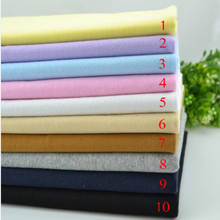 1x1 stretchy Cotton Rib knit cuffs fabric baby rib cotton clothing cuffs  fabric 20x100cm