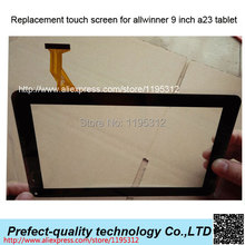 "Top Quality Original 9"" Allwinner A23 /A33 Tablet PC Capacitive Touch screen"
