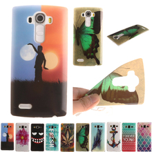 Cute Cartoon TPU Case sFor LG G2 G3 G4 Mini G3S Magna G4C Stylus K10 L70 L90 Spirit C70 D337 Silicon Soft Back Cover Funda Coque