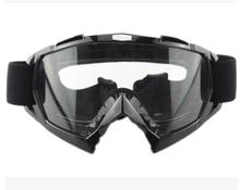 Ski Snow Motorcycle Off-Road Racing Goggles Winter Skate Sled ATV Eyewear Motocross DH MTB Glasses Single Lens Clears