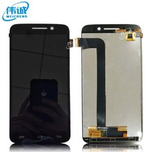 For Prestigio MultiPhone PAP 7600 DUO Pap7600 pap7600duo LCD Display Screen With Touch Screen Digitizer Assembl(China)