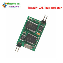 New Renault CAN bus emulator free shipping