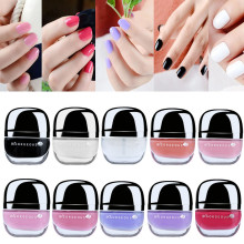 Nail Polish Peel Off Nails Polish Water Based Peel Off Liquid Nail Art Tape MagicNail Art Nail Polish(China)