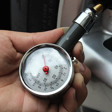 Car tire pressure gauge can be exhausted tire tire pressure meter multi-function tire pressure meter RD-421 For BMW E34 E39 E46(China)