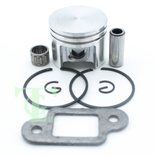 38MM Piston Rings Bearing Muffler Gasket Kit For STIHL 018 MS180 MS 180 Chainsaw Engine Motor Part