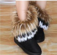 Child Casual Shoes New Autumn Winter Male Female Snow Boots Warm Manufacturer Wholesale Martin Boots Baby Sneakers(China)