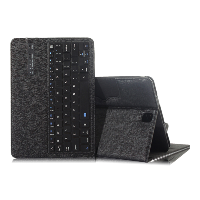 Case For Samsung Galaxy Tab S3 T820 T825 SM-T820 SM-T825 9.7Tablet Cover Wireless Bluetooth keyboard Protective PU Leather Case<br>