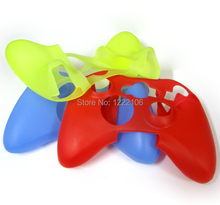 Silicone Skin Case Cover for xbox360 Game Controller