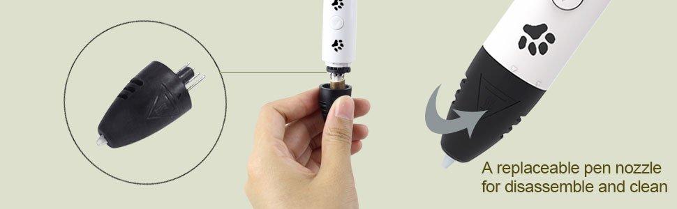 Newest Smart Gear 3D Printing Drawing Doodler Printer Pen_14