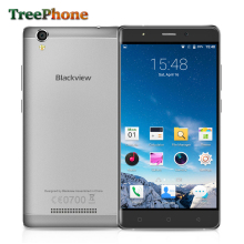 Blackview A8 Smartphone MTK6580 Quad core 5.0inch HD IPS screen 3G Cell phone Android 5.1 1GB+8GB GPS Mobile phone 8.0MP Camera