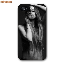 minason lindsay lohan punk rock Phone Cover case for iphone 4 4s 5 5s 5c 6 6s 7 8 plus samsung galaxy S5 S6 Note 2 3 S6069(China)