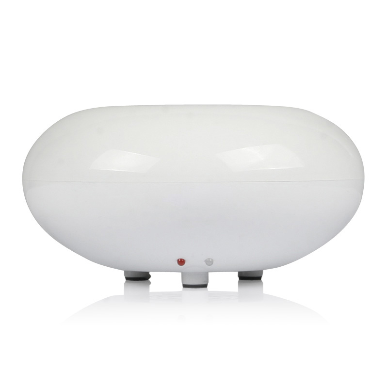 LAGUTE LED 160ml Ultrasonic Aroma Diffuser Air Mist Humidifier Atomizer Vapor Ionizer <br>