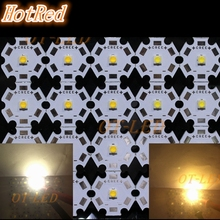 100pcs 3W Nation Star 3535 SMD High Power LED diode Chip light emitter Cool Neutral White Warm White instead of CREE XPE XP-E le(China)