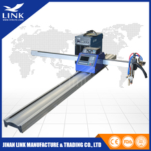 low cost cnc plasma cutting machine , easy operated iron plasma cutter , plasma cnc metal cutting machine(China)