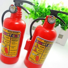 1 Pc Children Plastic Tricky Little Water Gun Squirt Toys Fire Extinguisher Style Toys